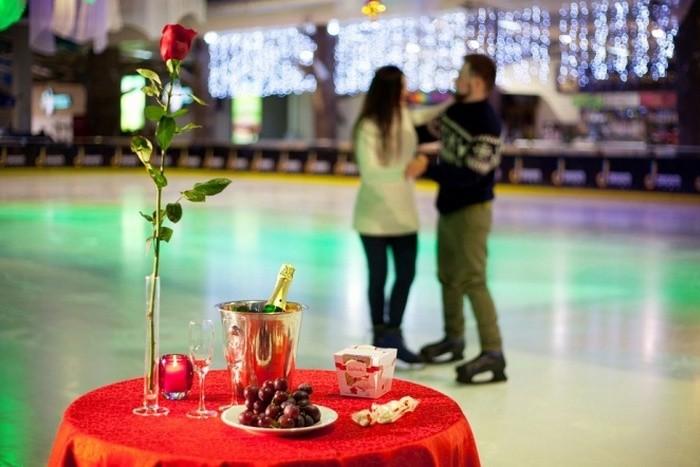 организация романтического вечера дома